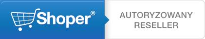 Oznaczenie Autoryzowanego Resellera w Programie Resellerskim Shoper